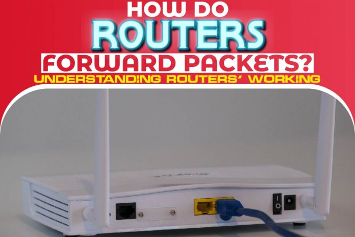 How Do Routers Forward Packets