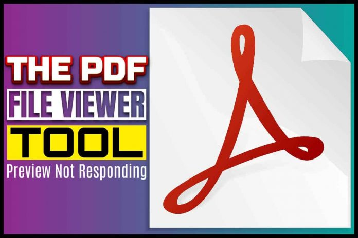 The PDF file Viewer Tool
