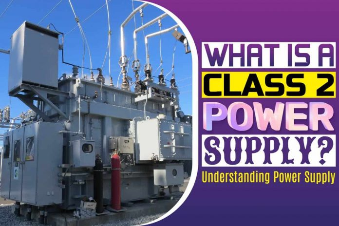What Is A Class 2 Power Supply